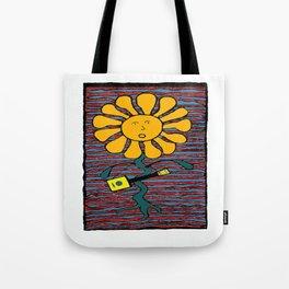 C-box Jammin Tote Bag