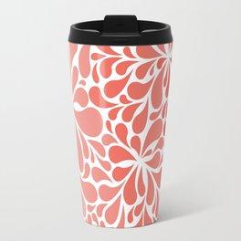 Simple Paisley Travel Mug