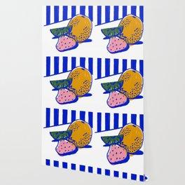 Fruit Still Life Wallpaper