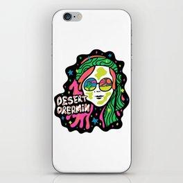 Desert Dreamin iPhone Skin