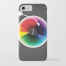 Pantune - The Color of Sound iPhone 7 Slim Case