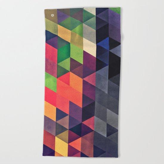 sylytydd Beach Towel