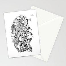 Mushroom Hedgehog Stationery Cards