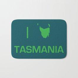 I heart Tasmania Bath Mat