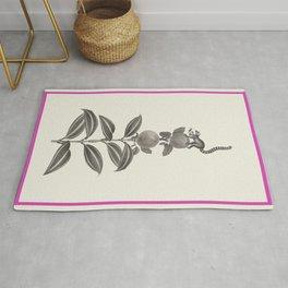 Panel Lemur Rug