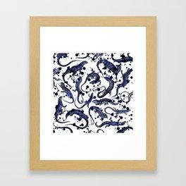 Reptilia Framed Art Print