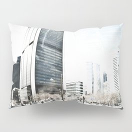 Montreal Winter Pillow Sham