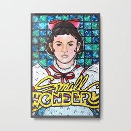 Small Wonder  Metal Print