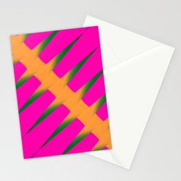 Play of colors Stationery Cards