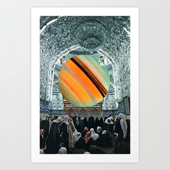 untitled 45 Art Print