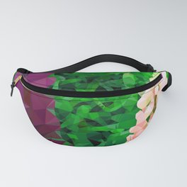 colored pyramids Fanny Pack