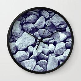 On The Rocks II Wall Clock