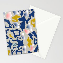 Leo Sea Peace Print by Anthea Missy Stationery Cards