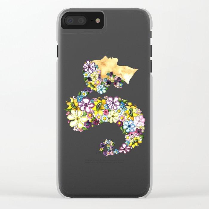 High Fashion Clear iPhone Case