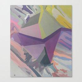 Celadon & Primrose  Canvas Print