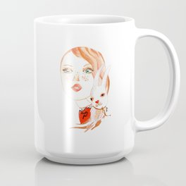 Real Beauty is without Cruelty Coffee Mug