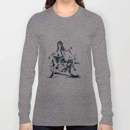 Splaaash Series - Biker Ink Long Sleeve T-shirt