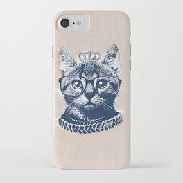 Queen Cat iPhone Case