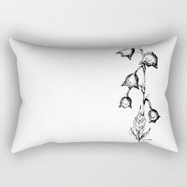 Mountain Bells Rectangular Pillow