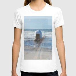 Merewether baths pumphouse T-shirt