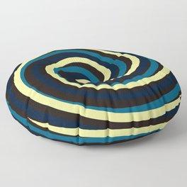 Twisted Portal Floor Pillow