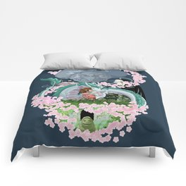 Sen's world Comforters