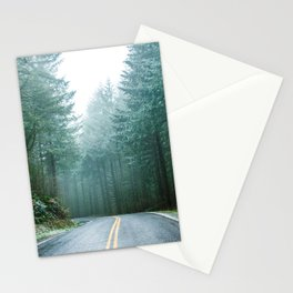 Forest Road Trip Stationery Cards
