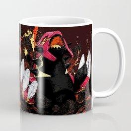 Genshi Ruby Groudon Coffee Mug