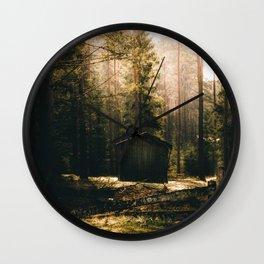 Honey Im home! Wall Clock