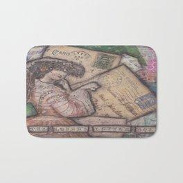 The Lover's Letter Box Bath Mat