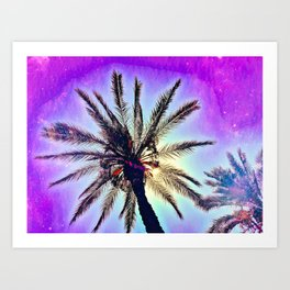 I've Got Paradise in the Palm of My Hand Art Print