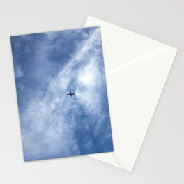 Cloud Patterns Stationery Cards