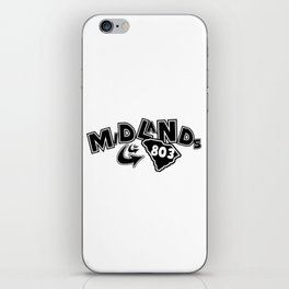 Midlands 803 iPhone Skin