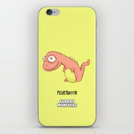 Pickleflurrrm iPhone Skin