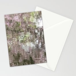 Little Norway - the reflecting pond Stationery Cards
