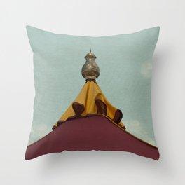 Big Top#4 Throw Pillow