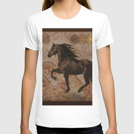 The Emperor's Stallion T-shirt