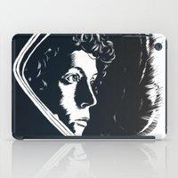 ripley iPad Cases featuring Ellen Ripley, Last Survivor of the Nostromo by Birds & Kings