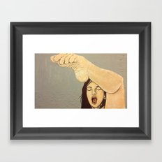 Bring me down south Framed Art Print