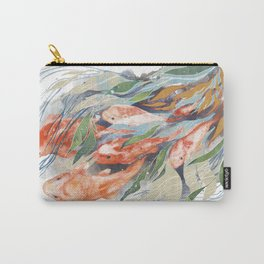 in the waterweeds Carry-All Pouch