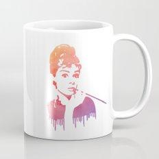 Audrey Hepburn Breakfast At Tiffany's Mug