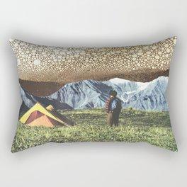 base camp Rectangular Pillow