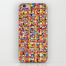 Uplink Detail iPhone & iPod Skin