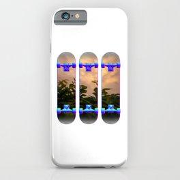 Mammatus II (Skateboard) iPhone Case