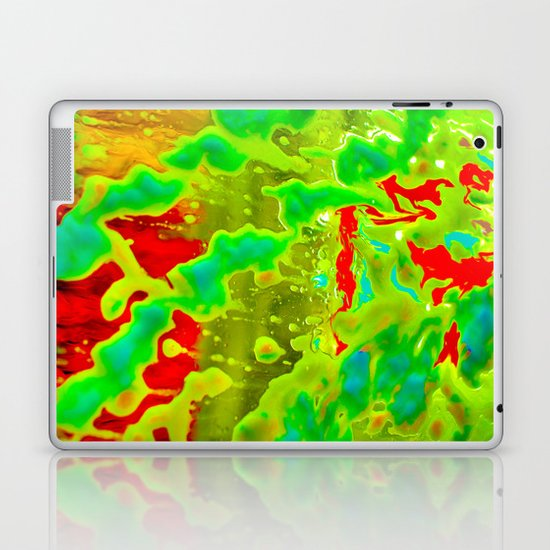 Car Wash Laptop & iPad Skin