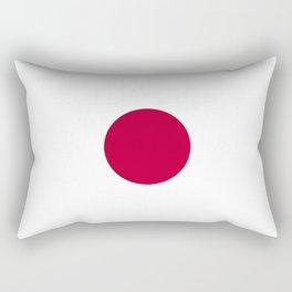 Flag: Japan Rectangular Pillow