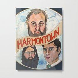 Harmontown Metal Print
