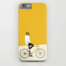The Yellow Bike Slim Case iPhone 6s
