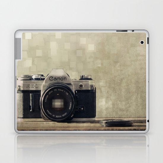 film camera  Laptop & iPad Skin