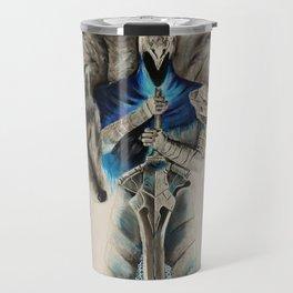 Dark souls abyss walker Travel Mug